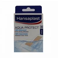 Hansaplast Aqua Protect Extra Strong Adhesion 20 Strips
