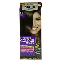 Schwarzkopf Palette 4-0 Medium Brown Intensive Colour Cream