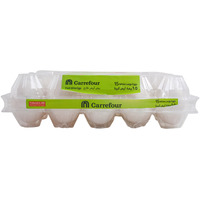 Carrefour Farm Fresh Eggs Large x15