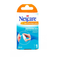 Nexcare Liquid Bandage Spray 18ml