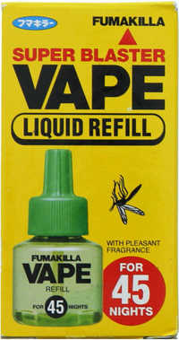 Vape Fumakilla Electric Liquid Refill 30-45days