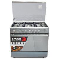 Fagor 90X60 Cm Gas Cooker 5CF970GXBUT