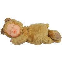 """Anne Geddes Dolls -9"""""""" Baby bear Caramel"""