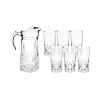 Luminarc Sansy Drink Set 7 Pieces