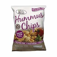 EAT REAL CHIPS HUM T&B 135G