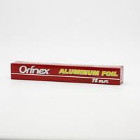 Orinex Aluminium Foil 75 Sqft