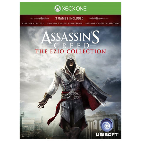 Microsoft-Xbox-One-Assassin's-Creed:-The-Ezio-Collection
