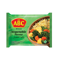 ABC Vegetable Noodles Bag 70GR