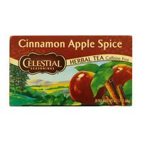 Celestial Seasonings Cinnamon Apple Spice Herbal Tea 48g