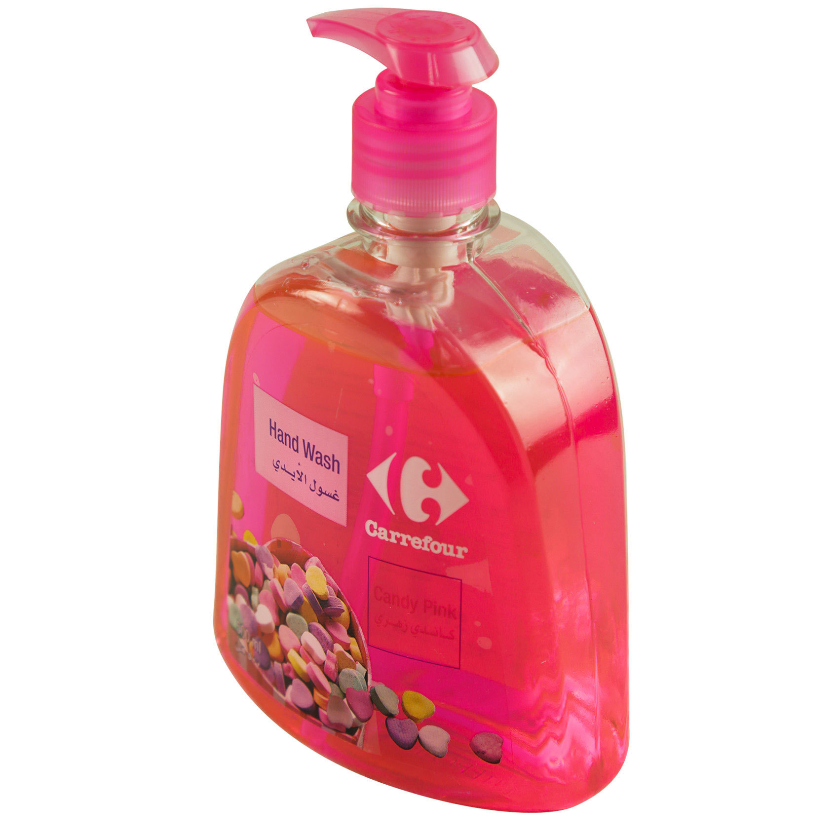 CRF LIQ H/WASH CANDY CLEAR 500ML