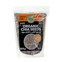 Organic Larder Chia Seeds 300g