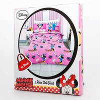 Minnie Bed Sheet 2pc Set