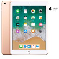 "Apple iPad Wi-Fi 128GB 9.7"" Gold"