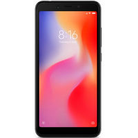 Xiaomi Redmi 6A Dual Sim 4G 16GB Black