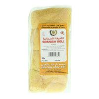 Golden Loaf Spanish Roll 200g
