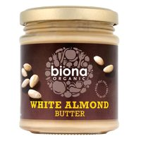 Biona Organic White Almond Butter 170g