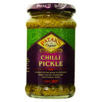 Patak's Chilli Pickle Hot 283g
