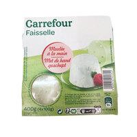 Carrefour Faisselle 40% 100gx4
