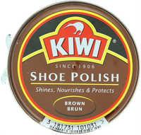 Kiwi Brown Shoe Polish 50ml