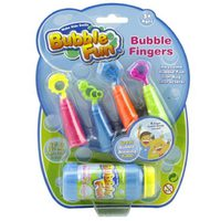 Power Joy Bubble Finger Set