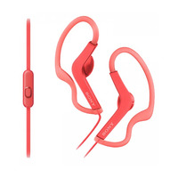 Sony Sports Earphone MDRAS210AP Pink