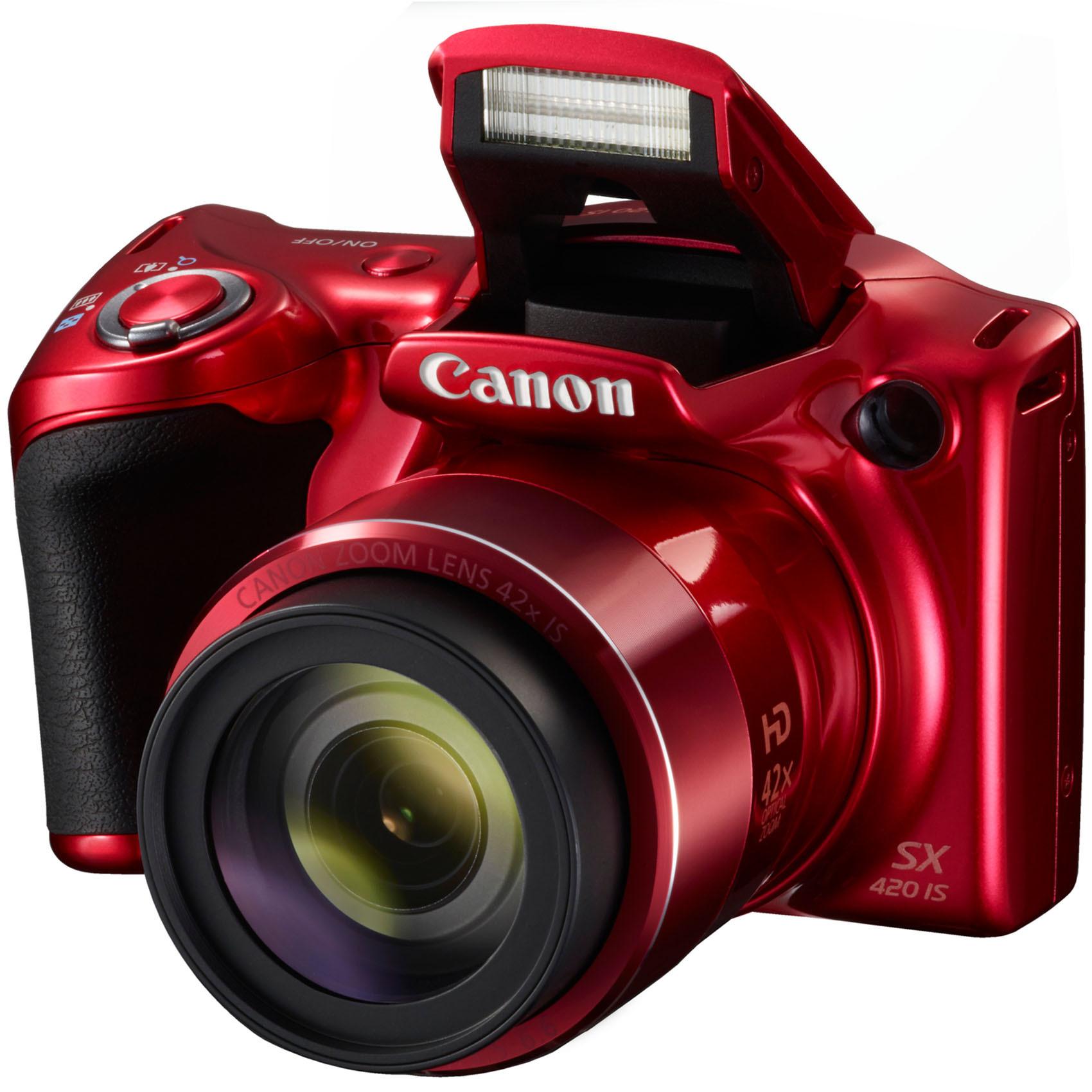 CANON CMR POWERSHOT SX420 RD
