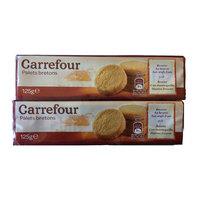 Carrefour Britanny Cookies 125gx2