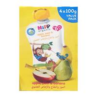 Hipp Apple, Pear and Banana 100g