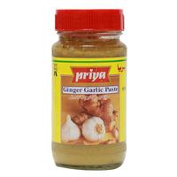 Priya Ginger Garlic Paste 300g