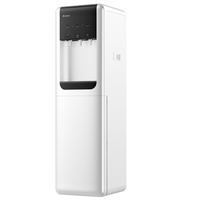 Gree Top Loading Water Dispenser With Cabinet SC1WB + Al Ain Water Gift Vouchers Worth AED 50
