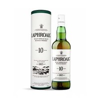 Laphroaig 10 Years Old Single Malt Scotch 40% Alcohol Whisky 70CL