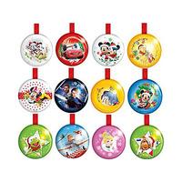 Disney Christmas Chocolate Balls Metal 30GR