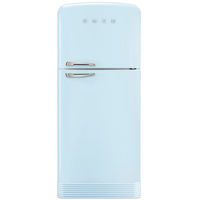 Smeg 476 Liters Fridge Pastel Blue FAB50RPB
