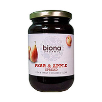Biona Organic Pear & Apple Speard 450GR