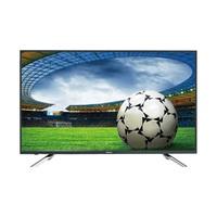 تلفزيون جي جارد سمارت بشاشة ألترا إتش دي بتقنية 4K حجم 55 إنش موديل GG-55CEW لون فضي