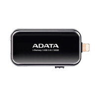 ADATA USB 3.0 /Lightning 32GB Black