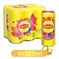 Lipton Ice Tea Red Fruit 6 x 320 ml
