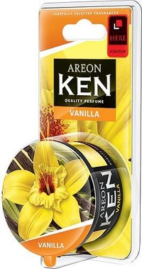 Areon Air Freshener Ken Vanilla Box