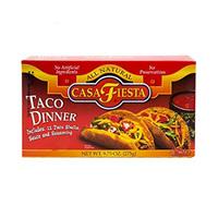 كاسا فيستا تاكو العشاء 275 غرام