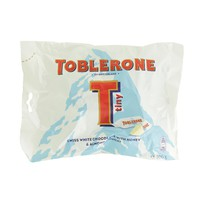 Toblerone White Chocolate Mini Bag 200g