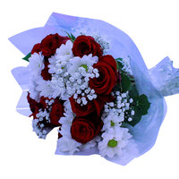 Fresh Bouquet Red