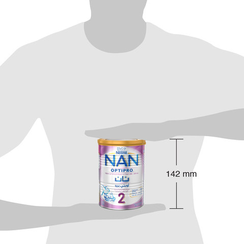Nestlé-Nan-Optipro--Stage-2-(6-12-Months-Old)-Premium-Follow-on-Formula-Powder-Tin-400g