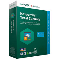 Kaspersky Total Security Multi Device- 5 User