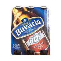 Bavaria Non-Alcoholic Beer Bottle Regular Malt 33CL X6
