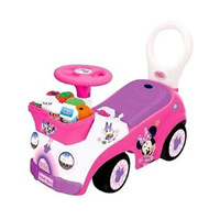 Kiddieland Paw Patrol Minnie Activity Ride-On