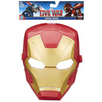 Marvel Captain America Hero Mask Assorted