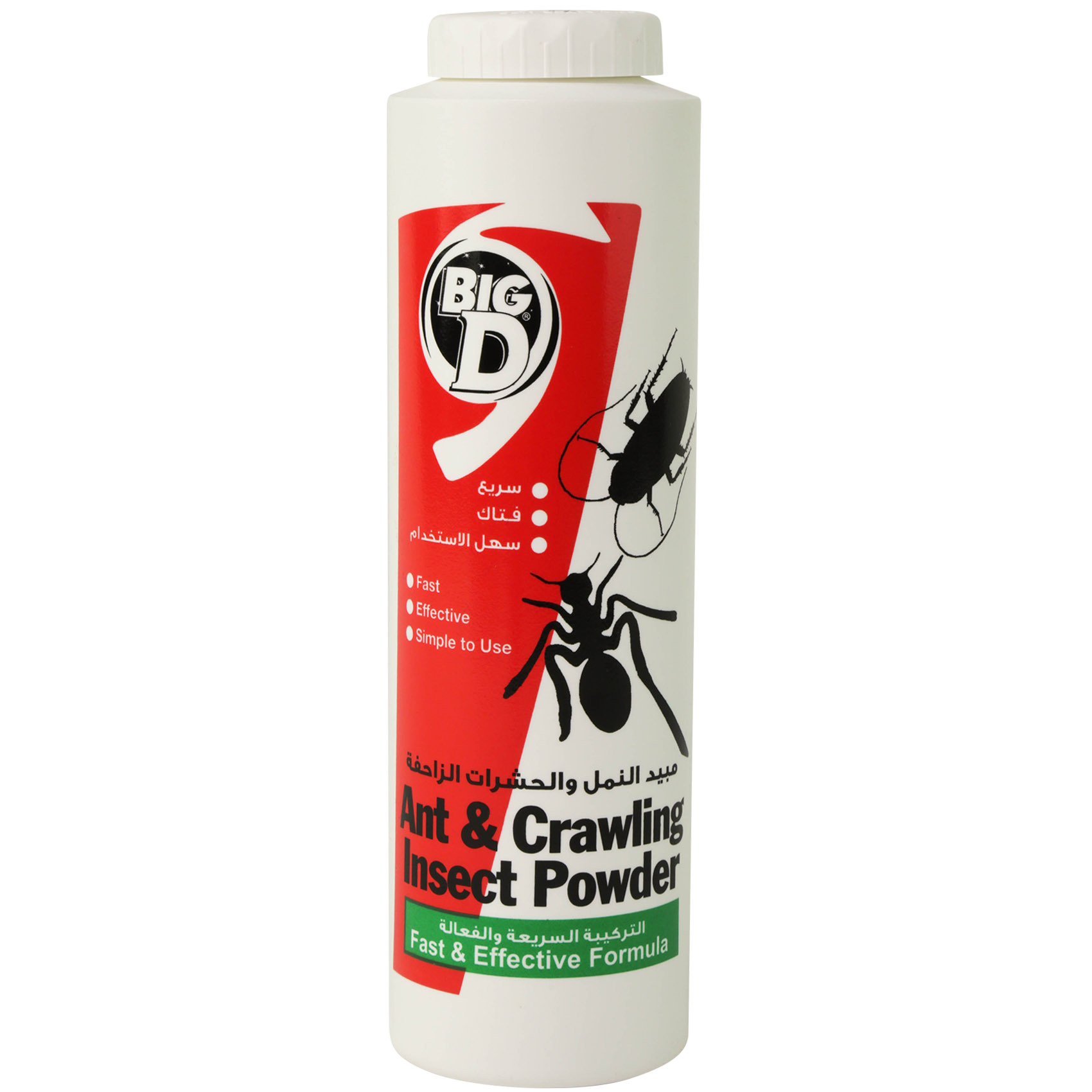 BIG D ANT & CRAWLING INSECT POWDER
