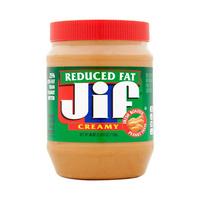 Jif Peanut Butter Creamy Reduced Fat 1.1KG