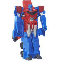 Transformers-Robots in Disguise 1-Step Changers Optimus Prime