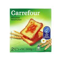 Carrefour Rusk Without Salt 300 g